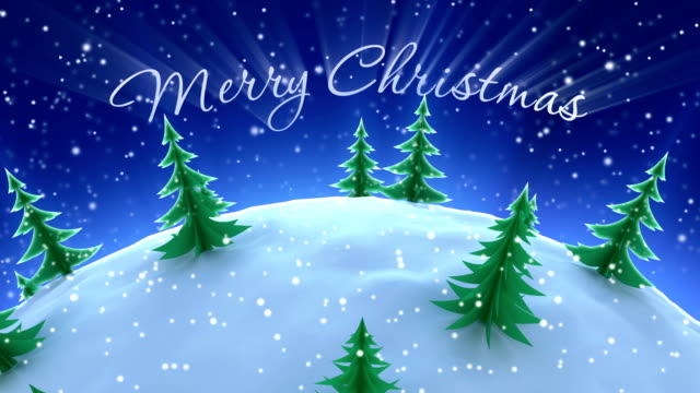 animated snow background merry christmas loop stock footage video getty images