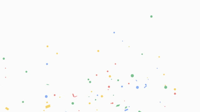 3d animation of exploding confetti - confetti stock videos & royalty-free footage
