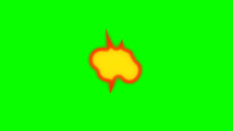 animation of fire burning - cartoon fire - overlay alpha channel - infinite loop - manga style stock videos & royalty-free footage