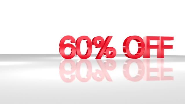 60% de descuento en 3D animation frase en FullHD.