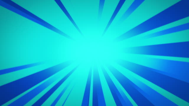 anime style radial lines and cycling stars backgrounds - manga style stock videos & royalty-free footage