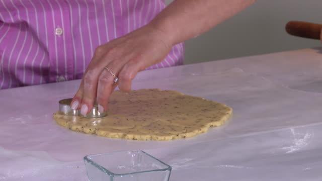 aniseed cookies - eastern european culture stock videos & royalty-free footage