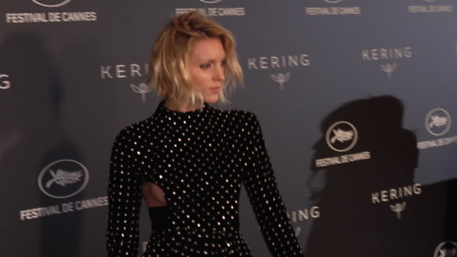 Anja Rubik at Kering Women in Motion Party The 72nd Cannes Film Festival on May 19 2019 in Cannes France
