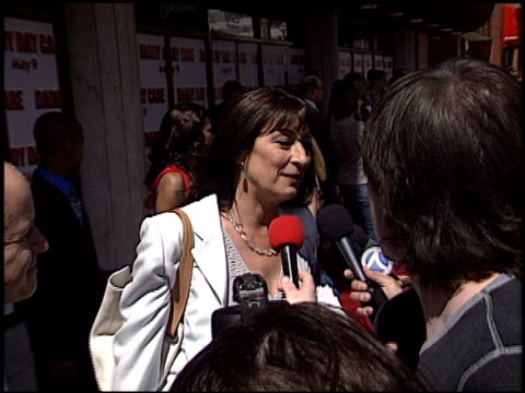Anjelica Huston at the 'Daddy Day Care' Premiere on May 4 2003