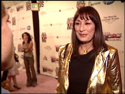 Anjelica Huston at the Race to Erase MS at the Century Plaza Hotel in Century City California on May 14 2004