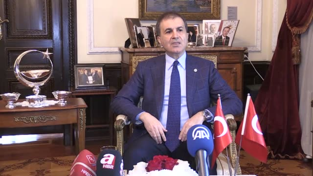 Ankara expects the EU's full support for the ongoing Operation Olive Branch in Syria's Afrin region Turkey's EU Affairs Minister Omer Celik said on...