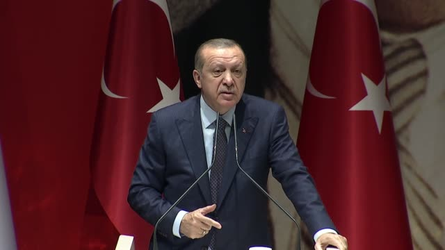 "Ankara must take its ""own measures"" in Syria's Idlib due to its shared border with Turkey President Recep Tayyip Erdogan said on October 13 2017..."