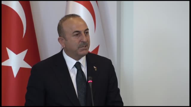 Ankara will continue natural gas drilling work around Cyprus island with an aim to share resources fairly Turkish Foreign Minister Mevlut Cavusoglu...