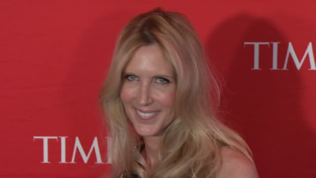 Ann Coulter at Time 100 Gala at Frederick P Rose Hall Jazz at Lincoln Center on April 24 2012 in New York New York