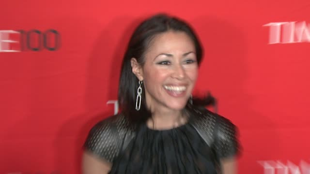 ann curry at time 100 gala at frederick p. rose hall, jazz at lincoln center on april 24, 2012 in new york, new york - ann curry stock videos & royalty-free footage