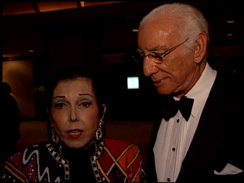 ann miller at the thalians 46th annual ball at century plaza in century city california on october 13 2001 - thalians annual ball stock videos & royalty-free footage