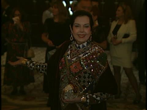ann miller at the thalians ball at century plaza hotel. - thalians ball stock-videos und b-roll-filmmaterial