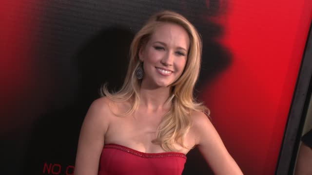 Anna Camp at Premiere Of HBO's True Blood Season 6 on 6/11/2013 in Hollywood CA