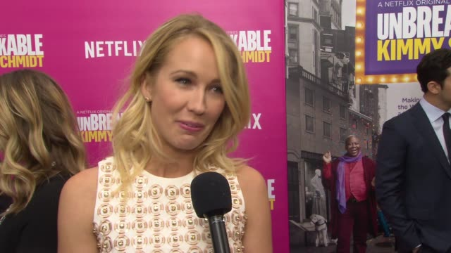 INTERVIEW Anna Camp talks about her guest starring role on the show She discusses what audiences can expect from her over thetop character She talks...