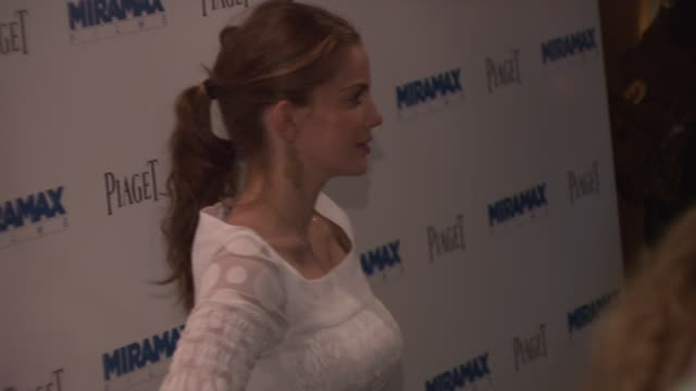 Anna Chlumsky at the 'Becoming Jane' New York Premiere at Landmark's Sunshine Theatre in New York New York on July 24 2007