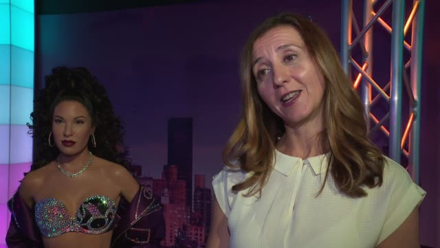 INTERVIEW Anna Domingo General Manager of Madame Tussauds New York on the Sabor Latino room at Madame Tussauds NY on how the Romeo wax figure came to...