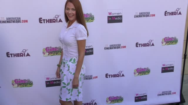 Anna Easteden at Etheria Film Night at The Egyptian Theatre on June 03 2017 in Los Angeles California
