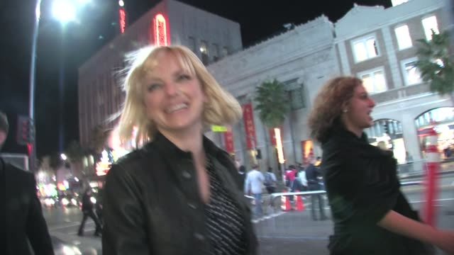 anna faris in hollywood at the celebrity sightings in los angeles at los angeles ca - anna faris stock videos and b-roll footage
