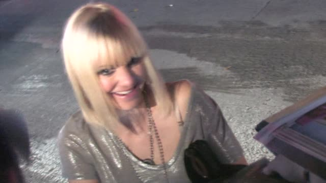 anna faris outside chateau marmont in west hollywood at the celebrity sightings in los angeles at los angeles ca - anna faris stock videos and b-roll footage
