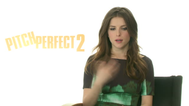 Anna Kendrick about what she would have been when she was not an actress