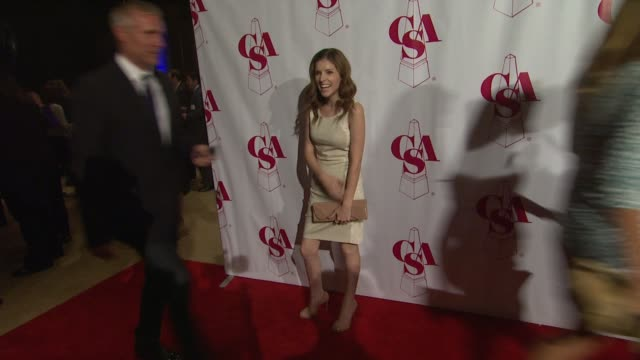 Anna Kendrick at Casting Society Of America 28th Annual Artios Awards on in Beverly Hills CA