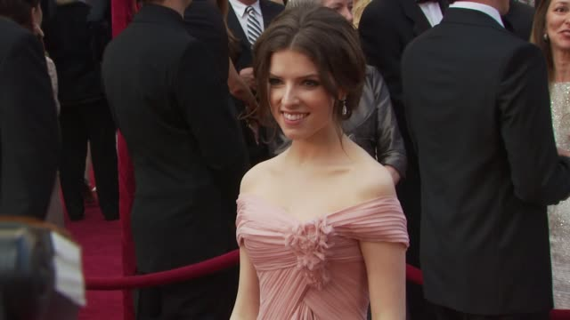 Anna Kendrick at the 82nd Annual Academy Awards Arrivals at Hollywood CA