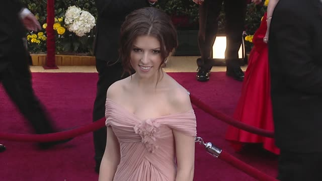 Anna Kendrick at the 82nd Annual Academy Awards Arrivals Part 2 at Los Angeles CA