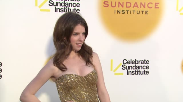 Anna Kendrick at the Celebrate Sundance Institute at Beverly Hills CA