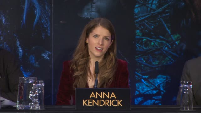 anna kendrick on not being read fairy tales as a child, being read bedtime stories, not appreciating the life lessons they shared. james corden on... - bedtime stock videos & royalty-free footage