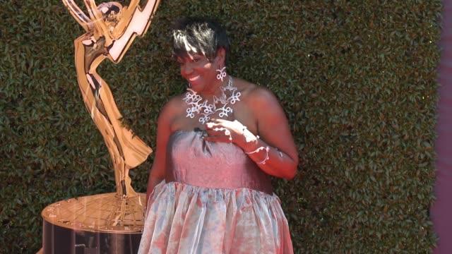 Anna Maria Horsford at the 44th Annual Daytime Emmy Awards at Pasadena Civic Auditorium on April 30 2017 in Pasadena California