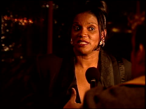 anna maria horsford at the 'dear god' premiere at paramount studios in hollywood california on october 29 1996 - paramount studios stock videos and b-roll footage