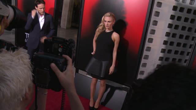 Anna Paquin at Premiere Of HBO's True Blood Season 6 on 6/11/2013 in Hollywood CA