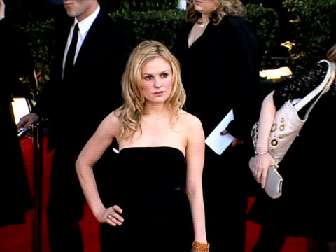 Anna Paquin at the 14th Annual Screen Actors Guild Awards at Los Angeles CA