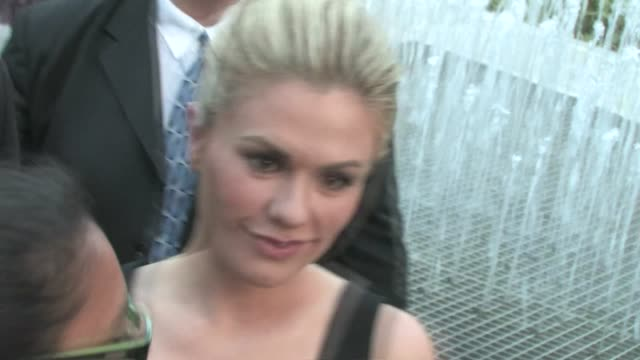 Anna Paquin signs at True Blood Season 4 Premiere in Hollywood