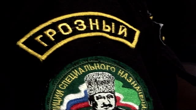 Anna Politkovskaya's last article published An account of Chechen man who says he was tortured by police Badge sewn on arm of member of Kadyrov's...