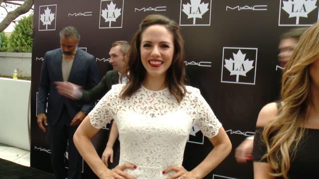 Anna Silk at 2015 Golden Maple Awards in Los Angeles CA