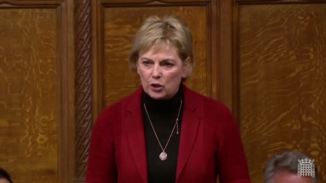 anna soubry calls on the speaker of the house john bercow to take action over jeremy corbyn's alleged comment and tory mp vicky ford referenced ms... - order stock videos & royalty-free footage