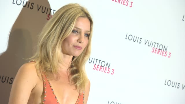Annabelle Wallis at Louis Vuitton Series 3 VIP Launch at The Strand on September 20 2015 in London England