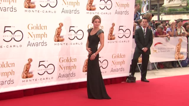 Annabelle Wallis at the 50th Monte Carlo TV Festival Closing Ceremony at MonteCarlo