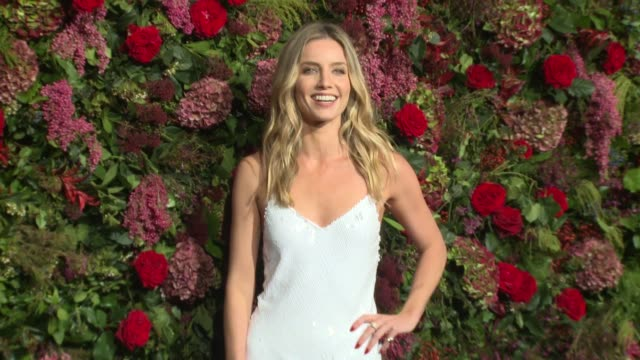 Annabelle Wallis at Theatre Royal on November 18 2018 in London England