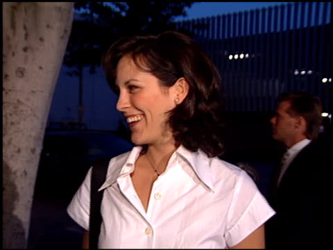 Annabeth Gish at the 'Unstrung Heroes' Premiere at Writers Guild Theatre in Beverly Hills California on September 7 1995