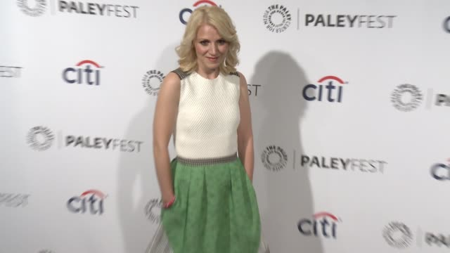 "annaleigh ashford at the ""masters of sex"" panel - paleyfest 2014 at dolby theatre on march 24, 2014 in hollywood, california. - the dolby theatre stock videos & royalty-free footage"