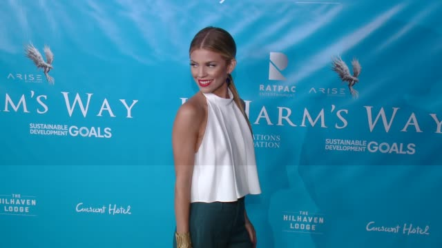 AnnaLynne McCord at Brett Ratner And David Raymond Host Special Event For UN SecretaryGeneral Ban Kimoon in Los Angeles CA