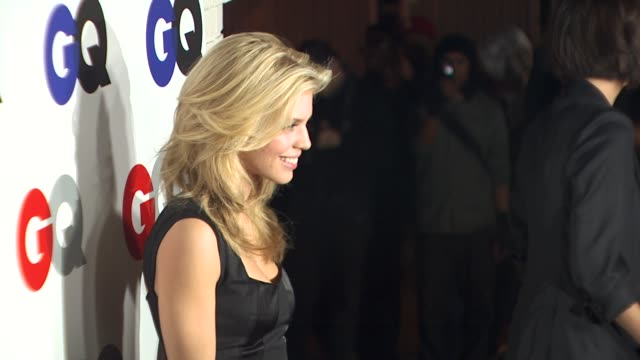 AnnaLynne McCord at the GQ Magazine's 2009 'Men Of The Year' Party at Los Angeles CA