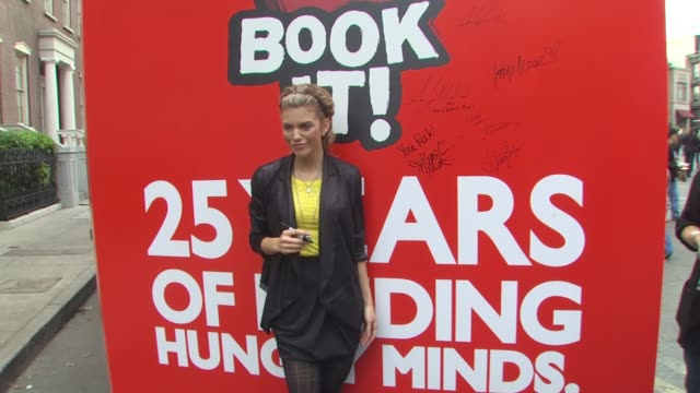 Annalynne McCord at the Variety's 3rd Annual Power of Youth Event at Los Angeles CA