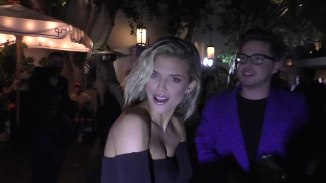 AnnaLynne McCord attends Land of Distraction Launch at Chateau Marmont in West Hollywood in Celebrity Sightings in Los Angeles