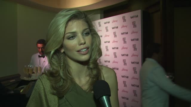 AnnaLynne McCord on what went through her head when she heard about the earthquake in Haiti on if what's happened in Haiti has changed how she looks...