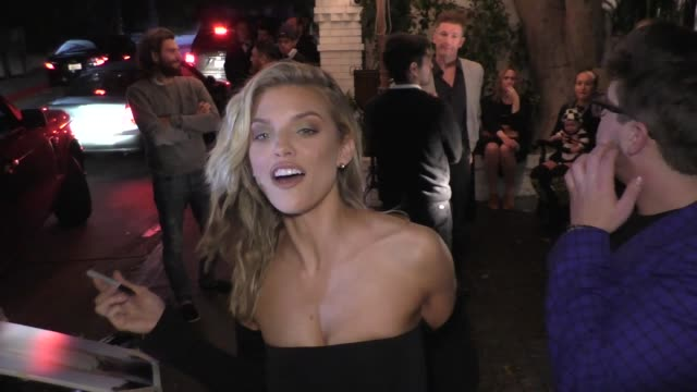 AnnaLynne McCord signs for fans at the Land of Distraction Launch Party at Chateau Marmont in West Hollywood in Celebrity Sightings in Los Angeles