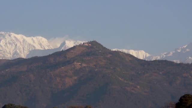 stockvideo's en b-roll-footage met annapurna, himalayas, nepal - annapurna range