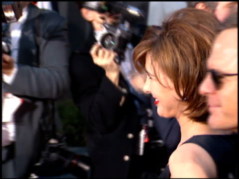 anne archer at the 1996 people's choice awards at universal studios in universal city, california on march 10, 1996. - anne archer video stock e b–roll